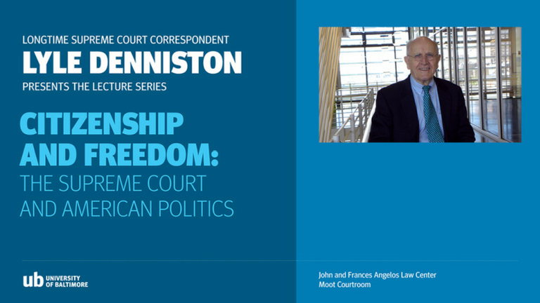 Fall 2016 - Citizenship and Freedom: The Supreme Court and American Politics