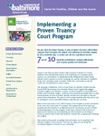 A Truancy Court Program Toolkit