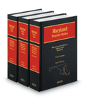 Maryland Evidence, State & Federal, Third Edition